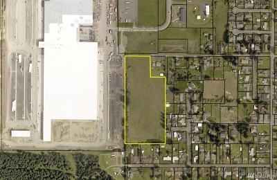 Centralia Residential Lots & Land For Sale: 3802 Russell Rd