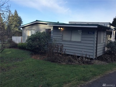 Bow Single Family Home Sold: 9963 Samish Island Rd