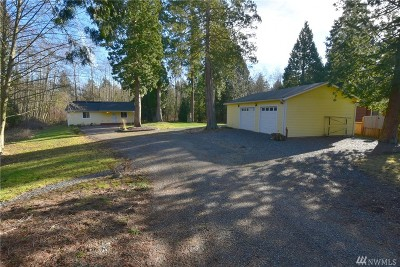 Blaine Single Family Home Sold: 4391 Masterson Rd