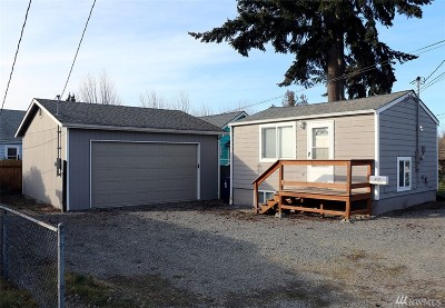 Tacoma Single Family Home For Sale: 4525 S G St