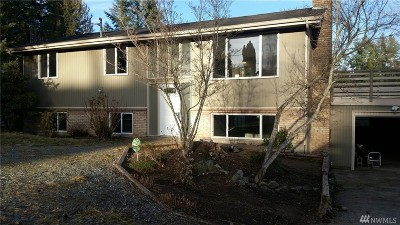 Single Family Home Sold: 15252 206th Ave SE