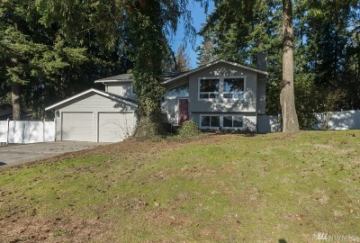 Ferndale Single Family Home Sold: 838 Parklyn Wy