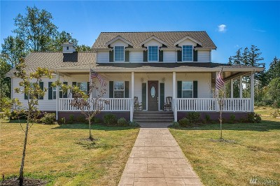 Mount Vernon Single Family Home For Sale: 18492 Best Rd