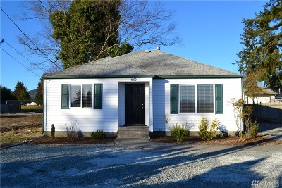 Sedro Woolley Single Family Home Sold: 1002 Cook Rd