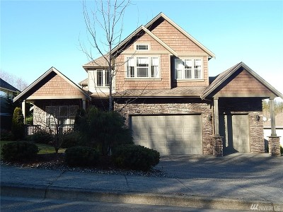 Skagit County Single Family Home Sold: 4605 Beaver Pond Dr S