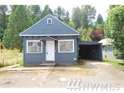 Mason County Single Family Home Sold: 515 1/2 Park St