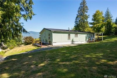Sedro Woolley Single Family Home Sold: 26315 Panorama Place