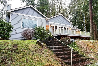 Woodinville Single Family Home For Sale: 20625 Little Bear Creek Rd