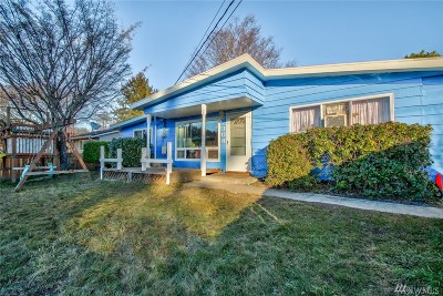 Burlington Single Family Home Sold: 308 N Hawthorne