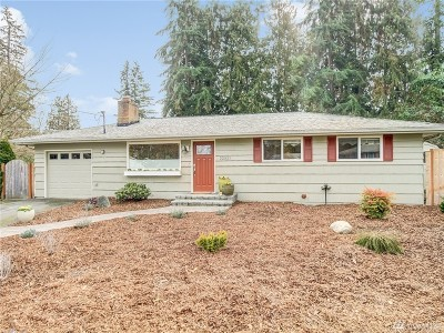 Single Family Home Sold: 22521 72nd Place W
