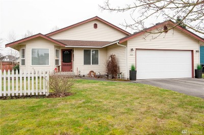 Lynden Single Family Home Sold: 860 Fern Dr