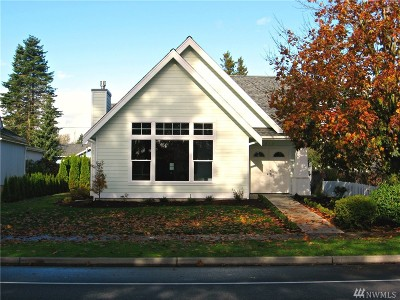 Lynden Single Family Home Sold: 810 Grover St
