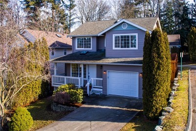 Bellingham Single Family Home Sold: 2059 Ponderosa Ct