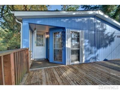 Oak Harbor Single Family Home Sold: 1154 Paul Ave