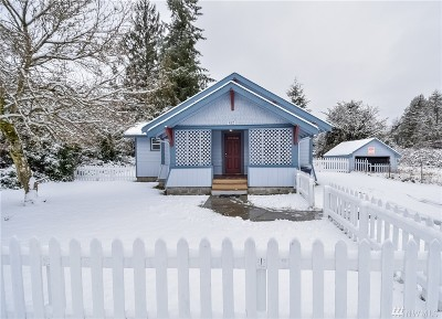 Sedro Woolley Single Family Home Sold: 812 Fruitdale Rd