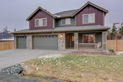 Oak Harbor Single Family Home Sold: 1036 Lyle Ridge Cir