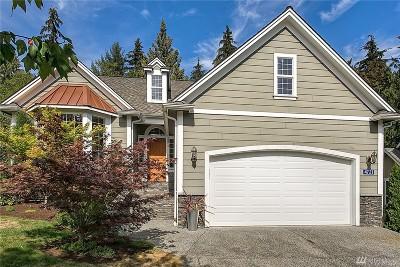 Mount Vernon Single Family Home Sold: 4721 Beaver Pond Dr N