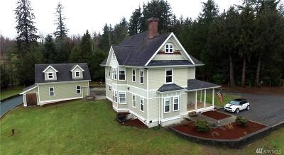 Sedro Woolley Single Family Home For Sale: 8428 Garden Of Eden Rd