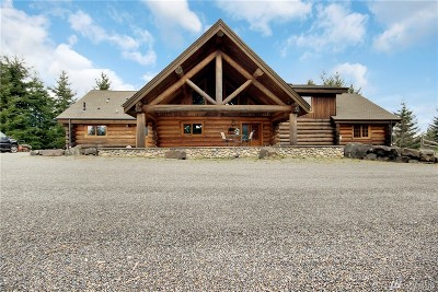 Centralia Single Family Home For Sale: 247 Teague Rd
