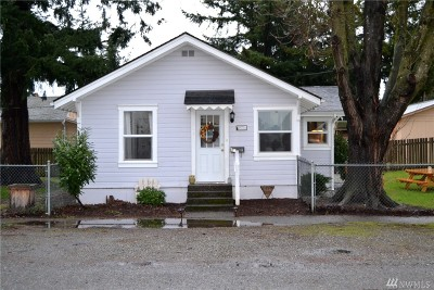 Sedro Woolley Single Family Home Sold: 601 Jameson St
