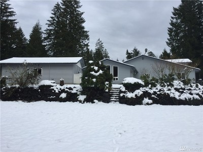 Mason County Single Family Home Sold: 40 E Leisure Lane