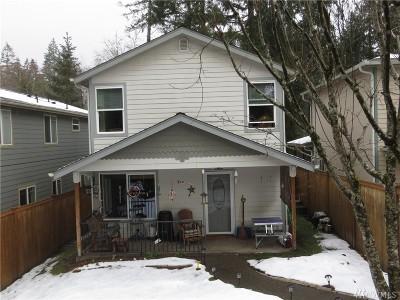 Mason County Single Family Home Sold: 914 Grant Ave