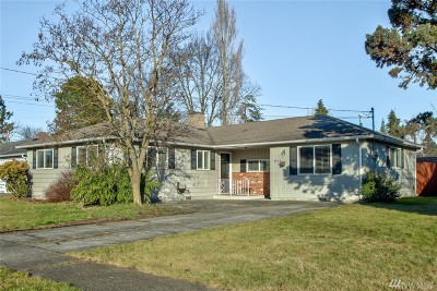Mount Vernon Single Family Home Sold: 1218 Denny Place