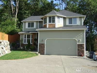 Bothell WA Single Family Home For Sale: $620,000