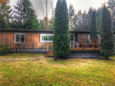 Mason County Single Family Home Sold: 581 E Rivendell Rd