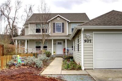 Sedro Woolley Single Family Home Sold: 907 Bennett Street