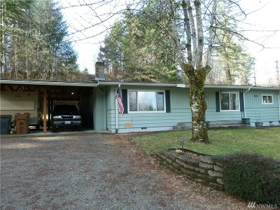 Mason County Single Family Home Sold: 1003 S 10th St
