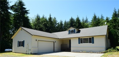 Stanwood Single Family Home For Sale: 14626 58th Ave NW