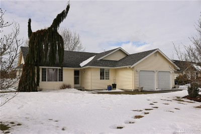 Lynden Single Family Home Sold: 1425 N Cascade Wy