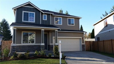 University Place Single Family Home For Sale: 4522 80th Ave W