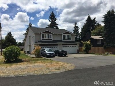 Spanaway Multi Family Home For Sale: 408 S 169th St