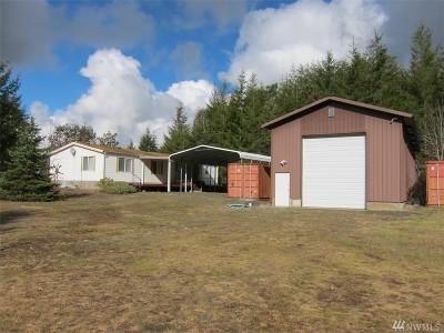Mason County Single Family Home Sold: 30 E Joyce Lane