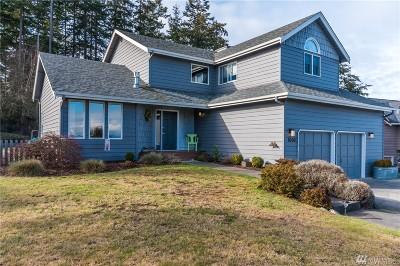Oak Harbor Single Family Home Sold: 1060 Oakmont Lane