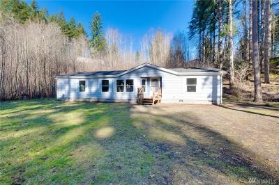 Mason County Single Family Home Sold: 60 NE Steelhead Place