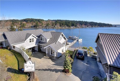 Gig Harbor Single Family Home For Sale: 9017 N Harborview Dr