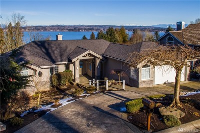 Blaine Single Family Home Sold: 5332 Canvasback Lp