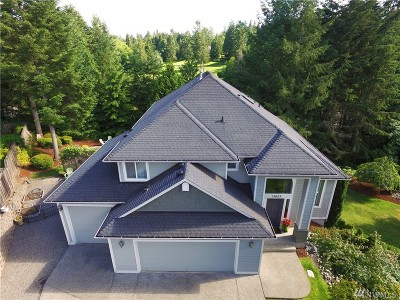 Gig Harbor Single Family Home For Sale: 13603 53rd Ave NW