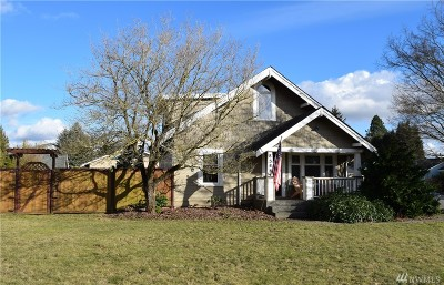 Lynden Single Family Home Sold: 8586 Depot Rd.