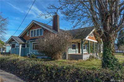 Sedro Woolley Single Family Home Sold: 402 Ferry St