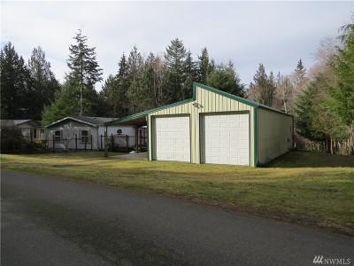 Mason County Single Family Home Sold: 71 SE Azalea Place