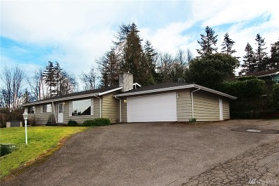Bellingham Single Family Home Sold: 1235 Verona St