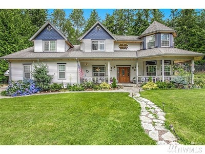 Mount Vernon Single Family Home Sold: 22225 Amick Rd