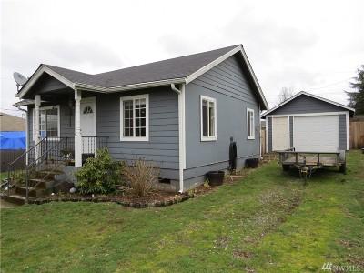Mason County Single Family Home Sold: 1720 Stevens St