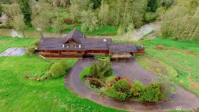 Onalaska Single Family Home For Sale: 717 Gish Rd