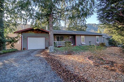 Sedro Woolley Single Family Home Sold: 537 Reed Wy