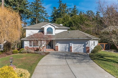 Oak Harbor Single Family Home Sold: 2136 Tilbury Lane